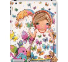 Raining Butterflies iPad Case/Skin