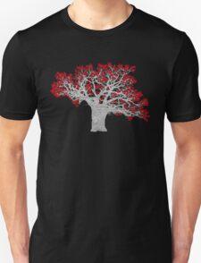 Crimson Tree Unisex T-Shirt