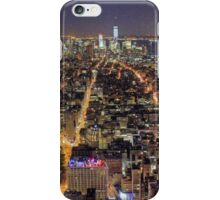 Manhattan NYC iPhone Case/Skin