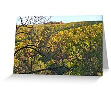 Carter Mountain Orchard - Autumn in Virginia Greeting Card