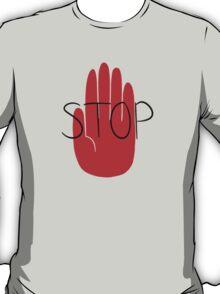 STOP (ft. Dapper-Deoxys) T-Shirt