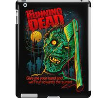 THE RUNNING DEAD iPad Case/Skin
