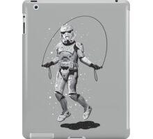 STORMTROOPER SKIPPING iPad Case/Skin