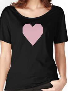 Orchid Pink  Women's Relaxed Fit T-Shirt