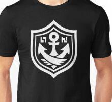 Splatoon White Anchor T-Shirt