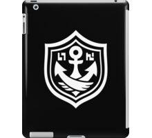 Splatoon White Anchor iPad Case/Skin