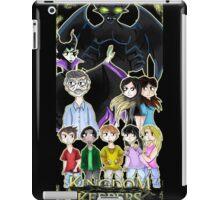 Kingdom Keepers iPad Case/Skin