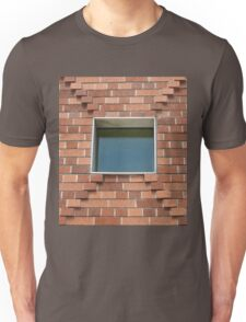 Window at the University of Arizona Unisex T-Shirt