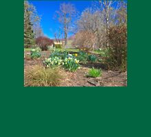 Spring enters the Greene Unisex T-Shirt