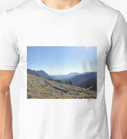 Hurricane Ridge Olympic Peninsula Unisex T-Shirt