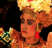 Legong - Bali - Indonesia by Erin McMahon