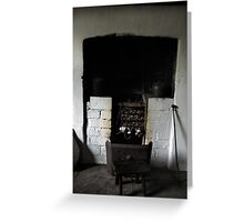 hearth and home Greeting Card