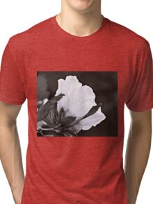 Delicate Beauty from the Side. Tri-blend T-Shirt
