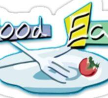 good eats alton brown Sticker