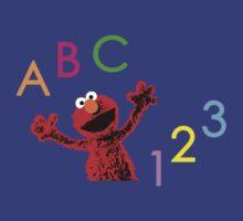 Elmo by perkie173
