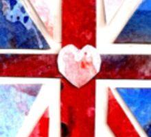 Hail, Britannia!  Sticker