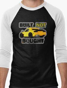Built not Bought - RX7 Men's Baseball ¾ T-Shirt