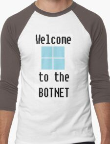 Welcome Men's Baseball ¾ T-Shirt