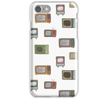 Television iPhone Case/Skin