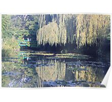 Monet's Garden, Giverny Poster