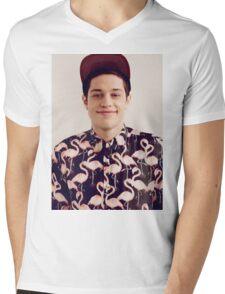 Pete Davidson Mens V-Neck T-Shirt