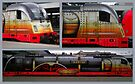 ARRIVA class 183 001 Taurus Locomotive featured in The World As We See It or as we missed it. by ©The Creative  Minds