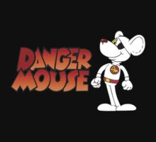 Danger Mouse  by B1dutt77