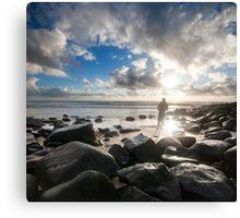 Surfer | Burleigh Heads | Gold Coast | Australia Canvas Print