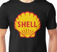 SHELL ROYAL DUTCH OIL OLD VINTAGE LOGO Unisex T-Shirt