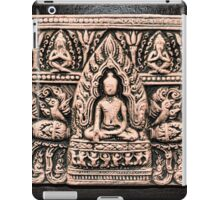 Be calm iPad Case/Skin
