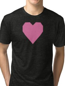 Thulian Pink  Tri-blend T-Shirt