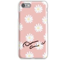 Autograph iPhone Case/Skin