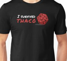I survived THAC0 Unisex T-Shirt
