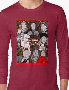 national lampoon's christmas vacation tribute art Long Sleeve T-Shirt