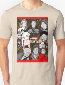 national lampoon's christmas vacation tribute art T-Shirt