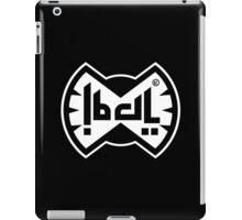 Splatoon Skalop Logo White iPad Case/Skin