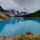 Moraine Lake by NSQPhotography
