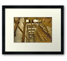 Glory #2  - National Mutual Building , Sydney Austtralia - The HDR Experience Framed Print
