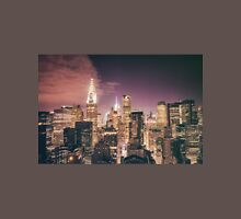 Chrysler Building - Night - New York City Unisex T-Shirt