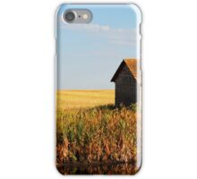 fall on the prairies iPhone Case/Skin