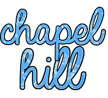 Chapel Hill Tie Dye Photographic Print