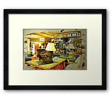 Taverna Framed Print
