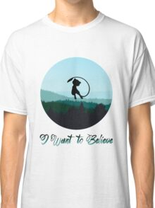 I Want to Believe in Mew Classic T-Shirt