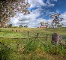 Peaceful - Princess Hwy, Nairne, Adelaide Hills, SA by Mark Richards