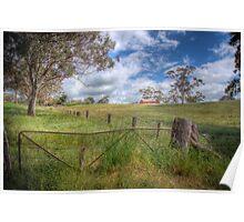 Peaceful - Princess Hwy, Nairne, Adelaide Hills, SA Poster