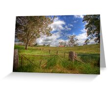 Peaceful II - Princess Hwy, Nairne, Adelaide Hills, SA Greeting Card