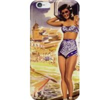 1950 Western Australia iPhone Case/Skin