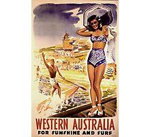 1950 Western Australia Photographic Print