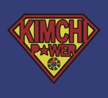 Kimchi Power by Carbon-Fibre Media
