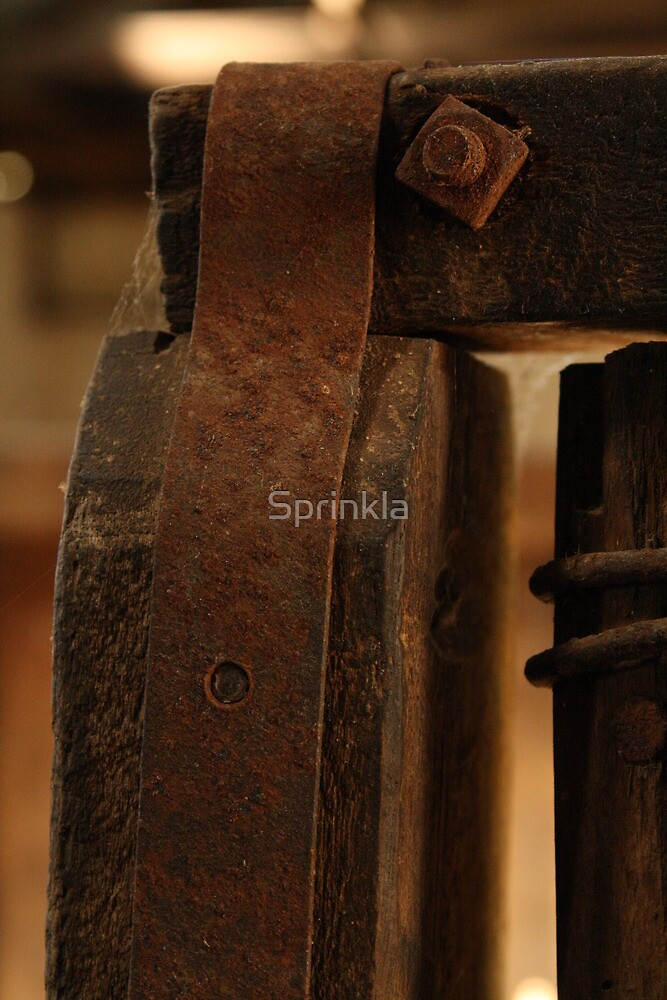 Rusted by Sprinkla